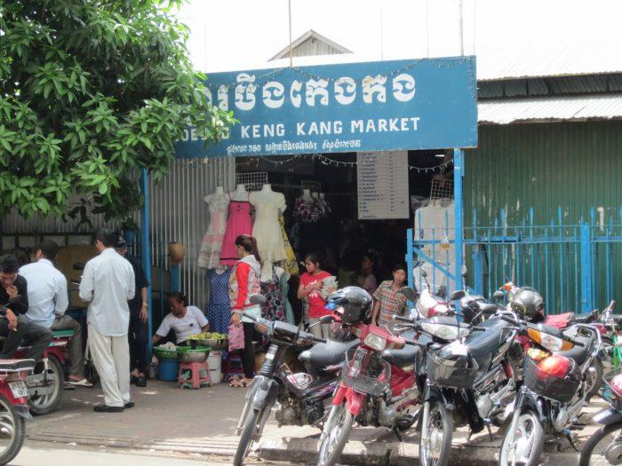Chợ Boeung Keng Kang Market